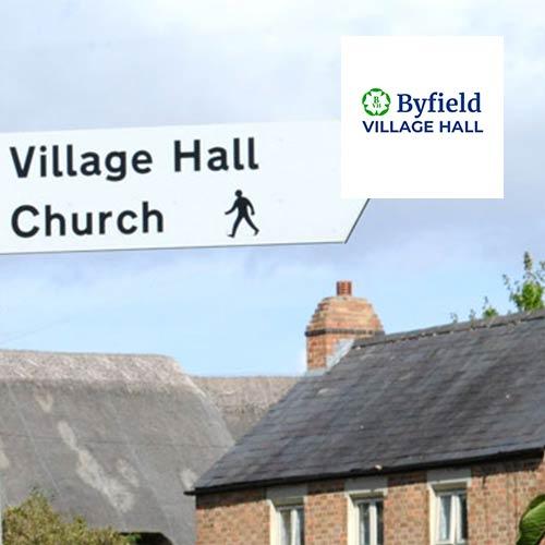 Village hall web design specialist