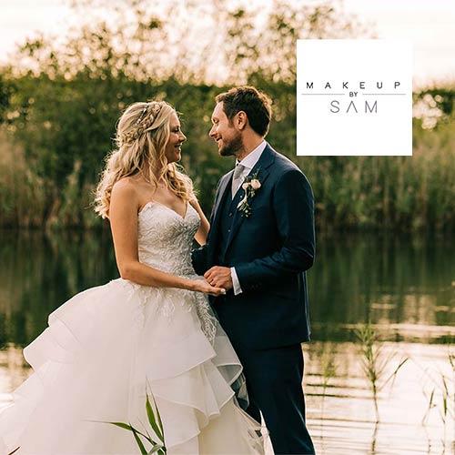 Bridal makeup artist website design
