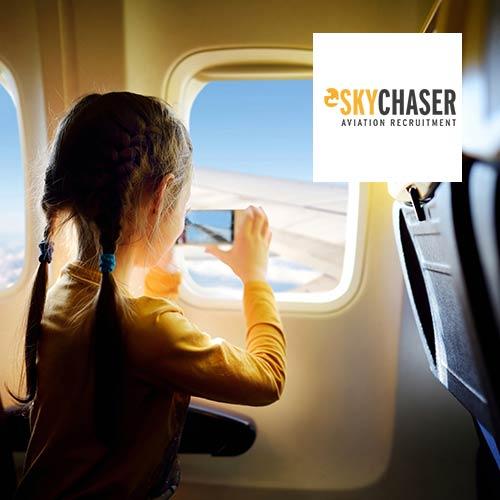 Aviation industry website design