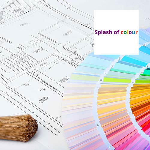 Decorator website design