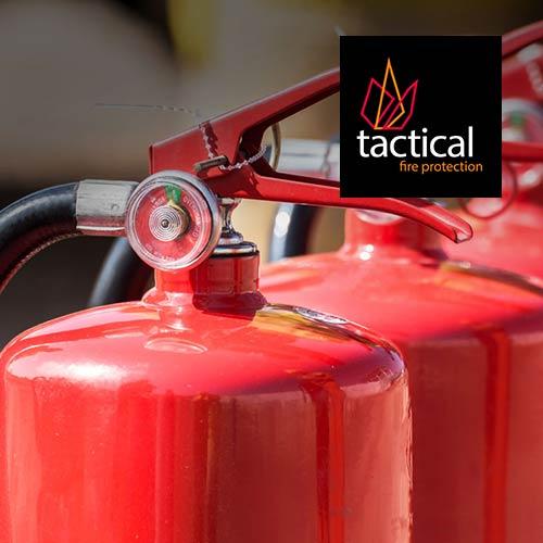 Fire safety website design